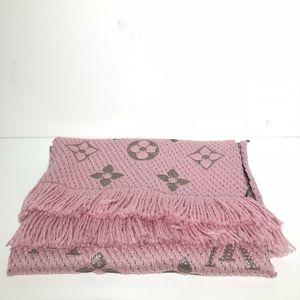 Louis Vuitton Ballerina Pink Logomania Scarf